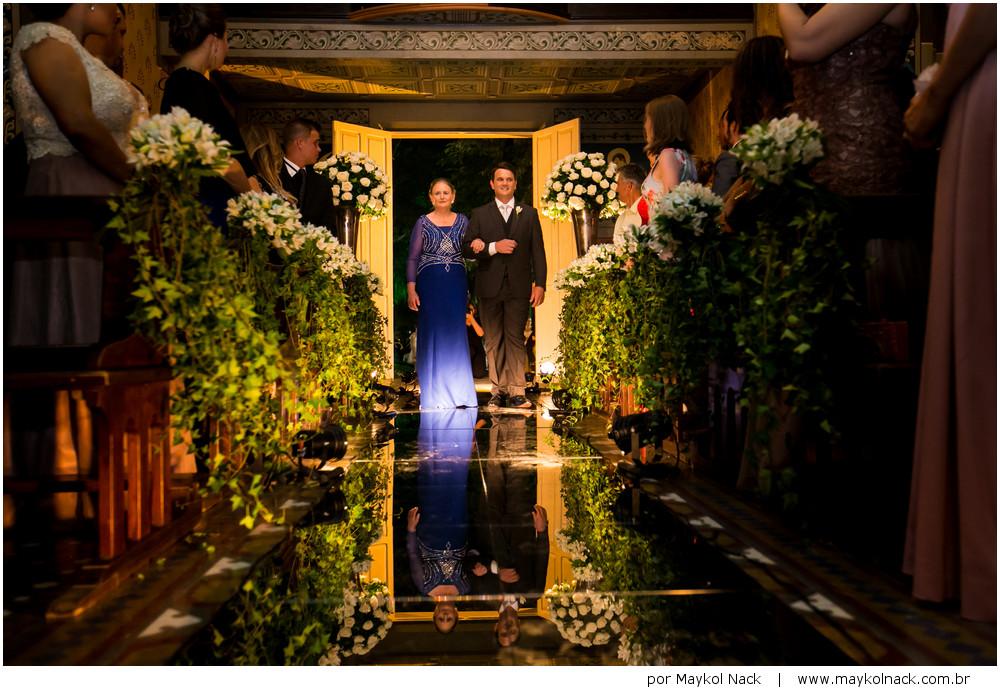 entrada do noivo içara