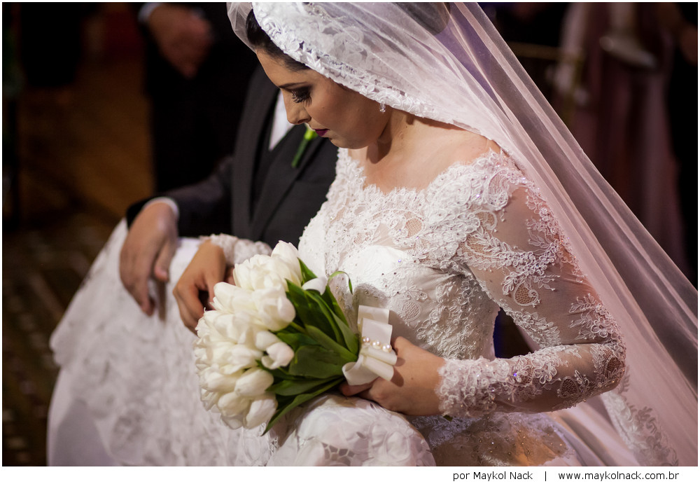 véu de noiva içara