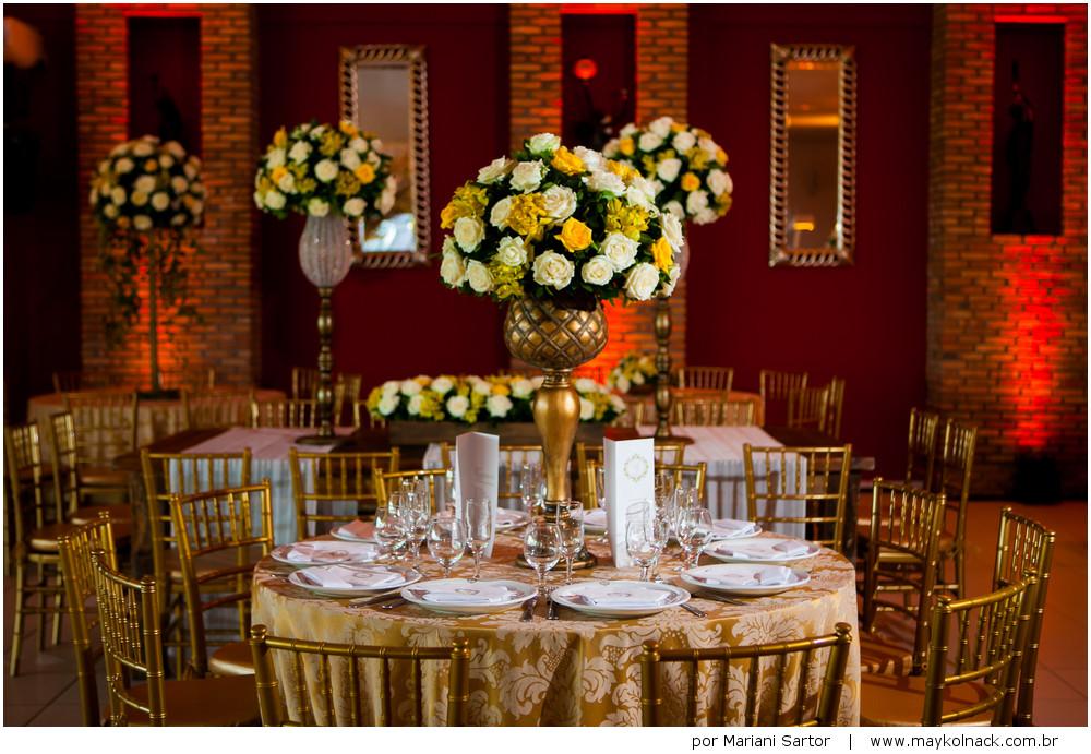 decoração casamento içara