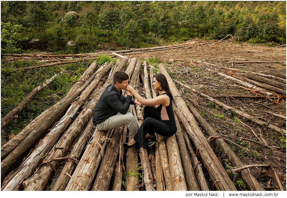 fotos de casal eucalipto