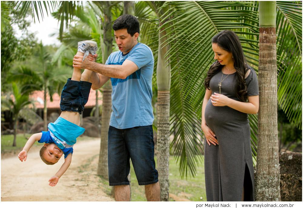 fotógrafo de grávidas