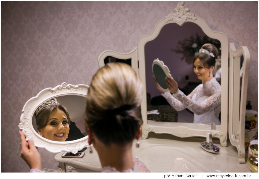 retrato de noiva