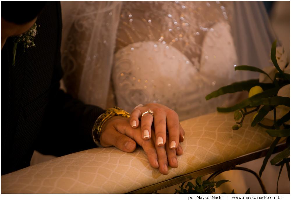 noivos de casamento
