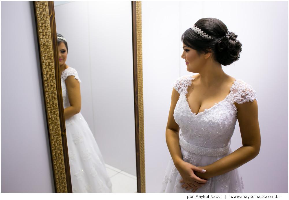vestido de noiva braço do norte
