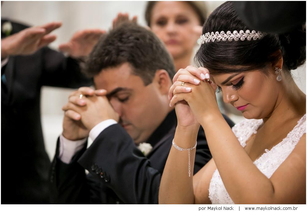 casamento na igreja de braço do norte