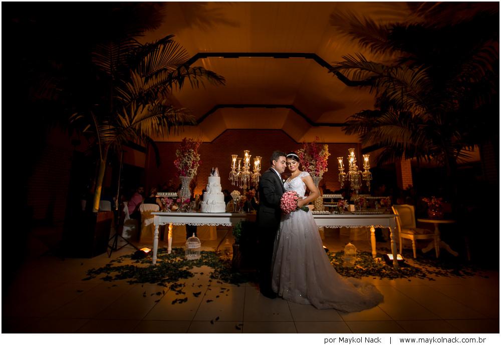 festa de casamento afai
