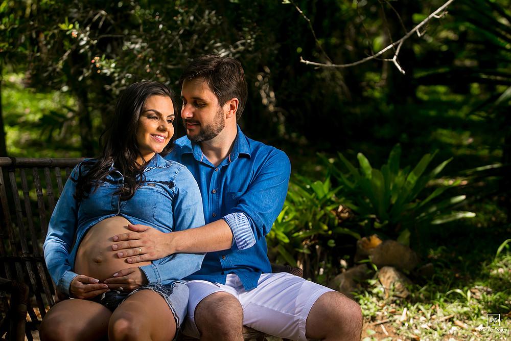 sessão de fotos gravidez