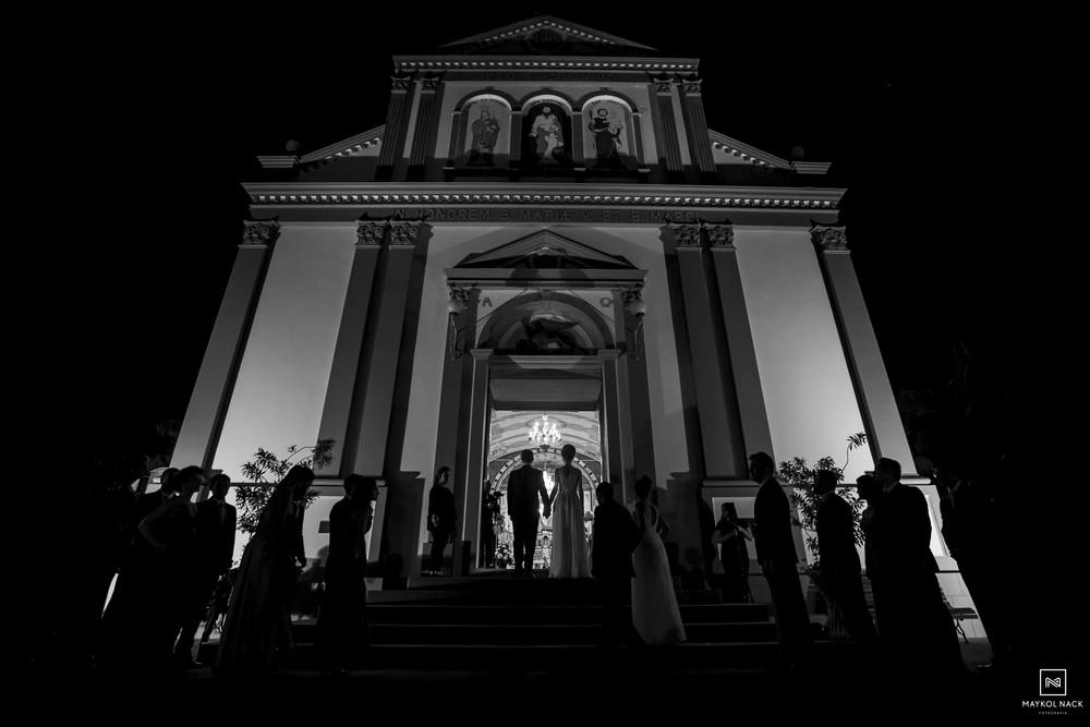 igreja matriz nova veneza