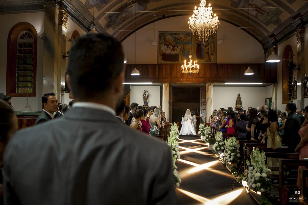 entrada da noiva nova veneza