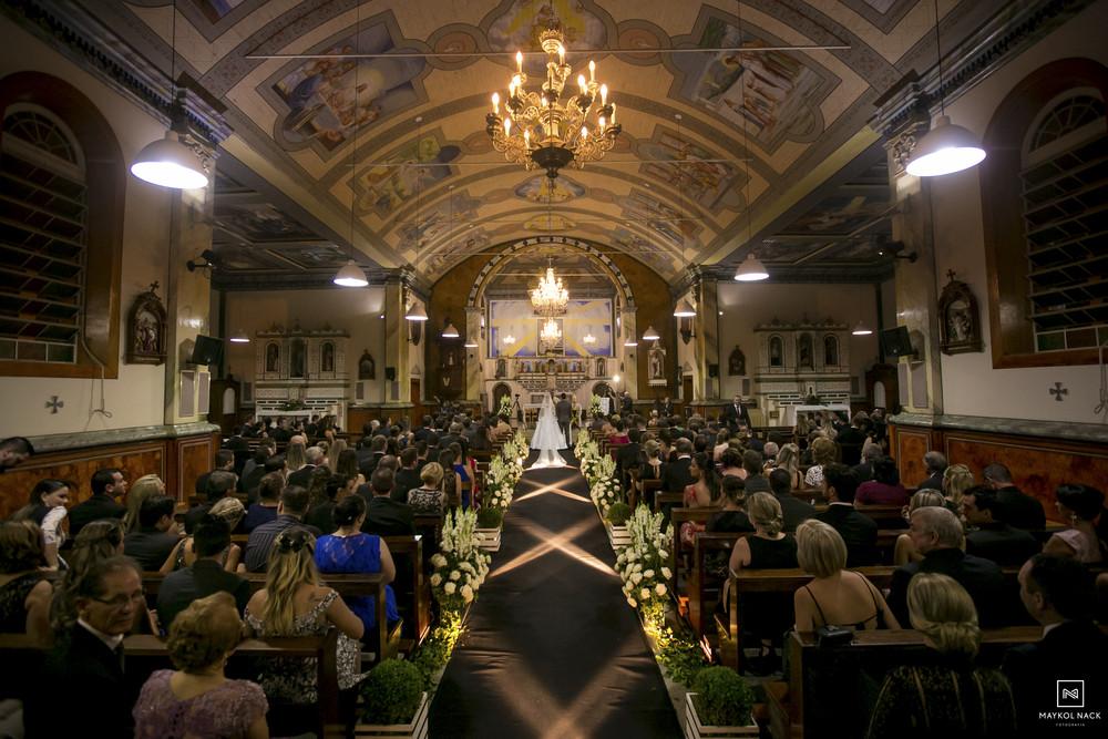 igreja matriz sao marcos nova veneza