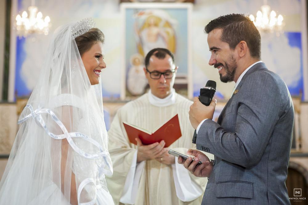 votos dos noivos casamento