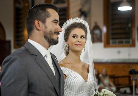 Casamentos de Gabriela e Rogério