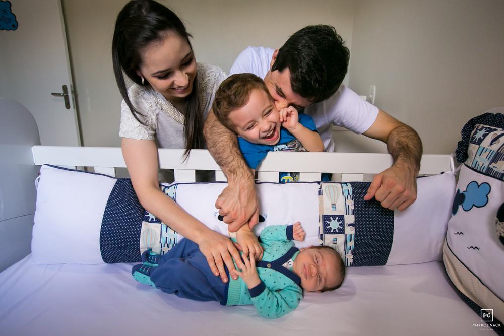 fotos de bebes em braço do norte