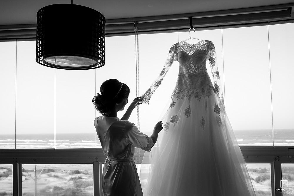 fotógrafo de casamento em laguna