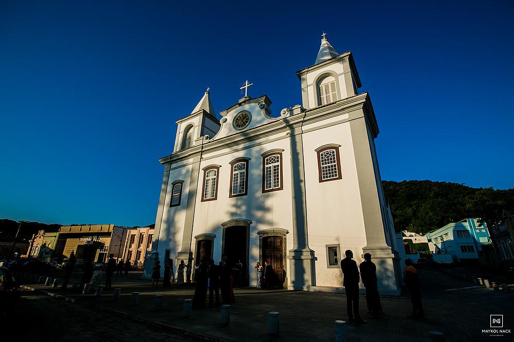 igreja santo antônio dos anjos laguna