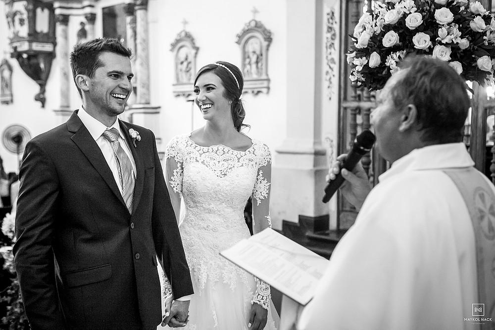 casamento na igreja de laguna