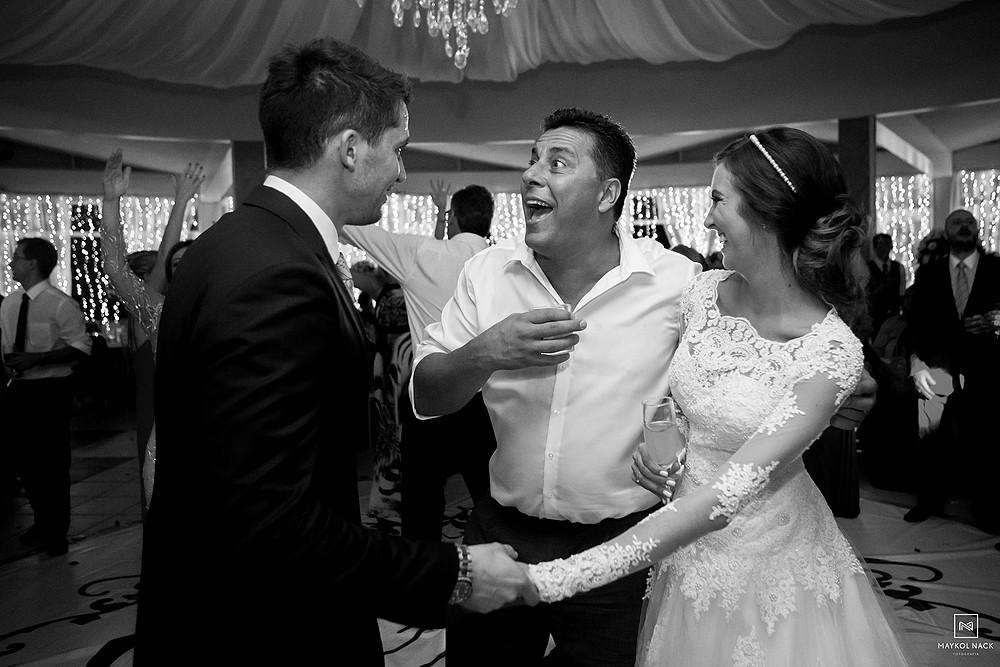 festa de casamento laguna