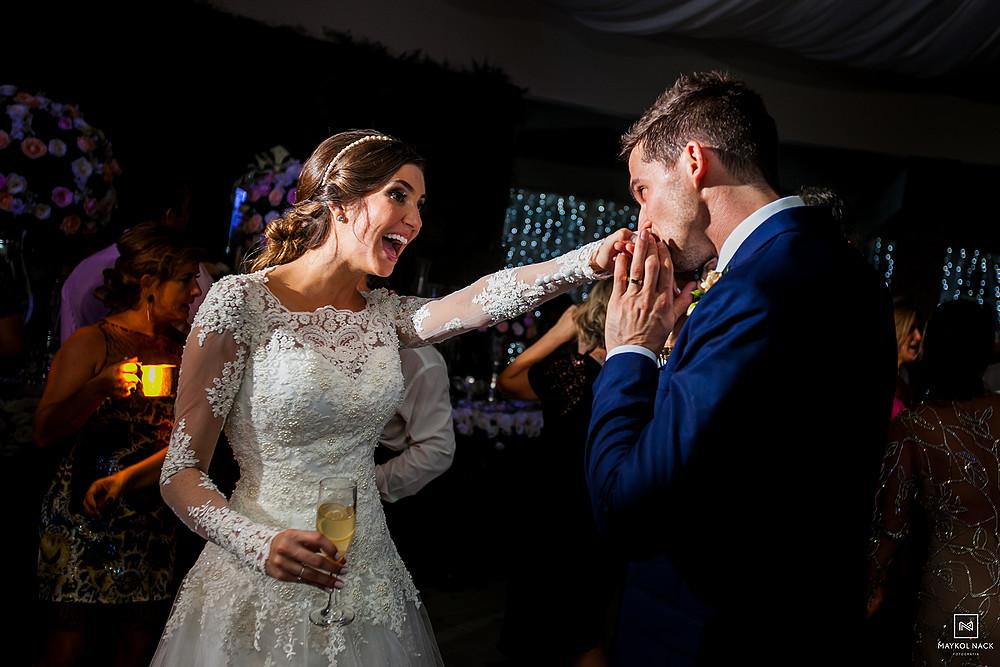 fotografia de casamento laguna