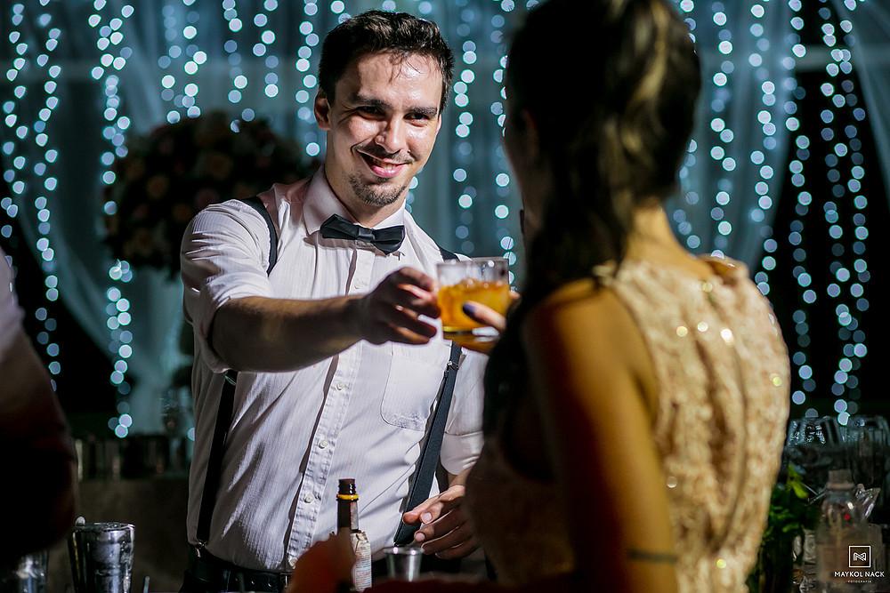 drinks para casamento