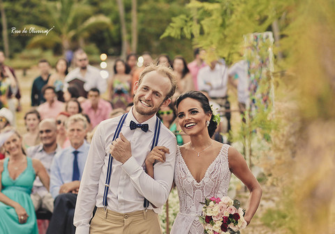 Casamento de Andrea e Xuxa