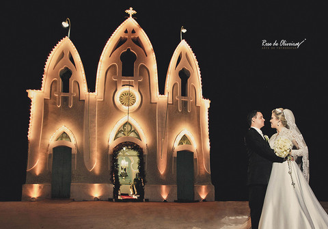 Casamento de Caroline e Victor