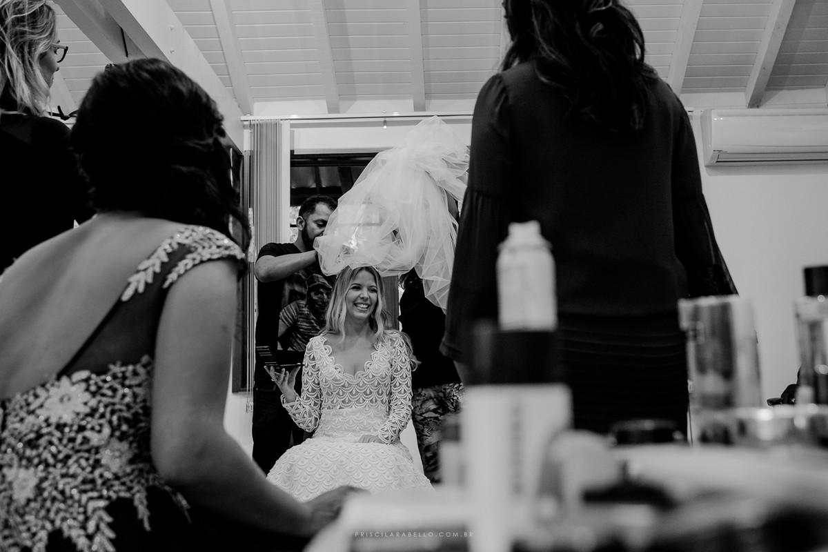 fotografia, casamento, noiva, dia, boho, chic, campo, pousada, itaipava, making of, beleza, priscila rabello preto e branco