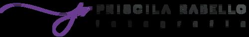 Logotipo de Priscila Rabello