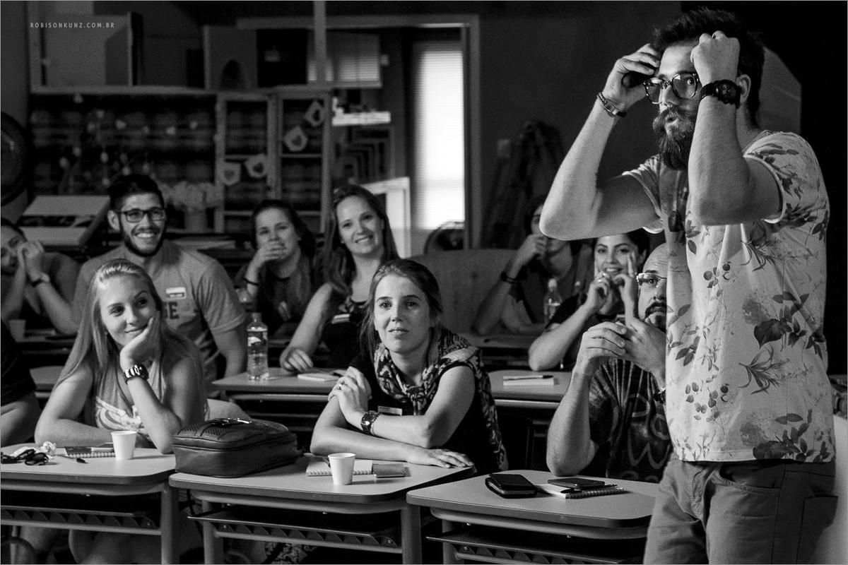 curso de fotografia com robison kunz