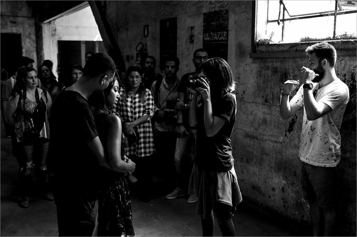 aula pratica de fotografia em SP