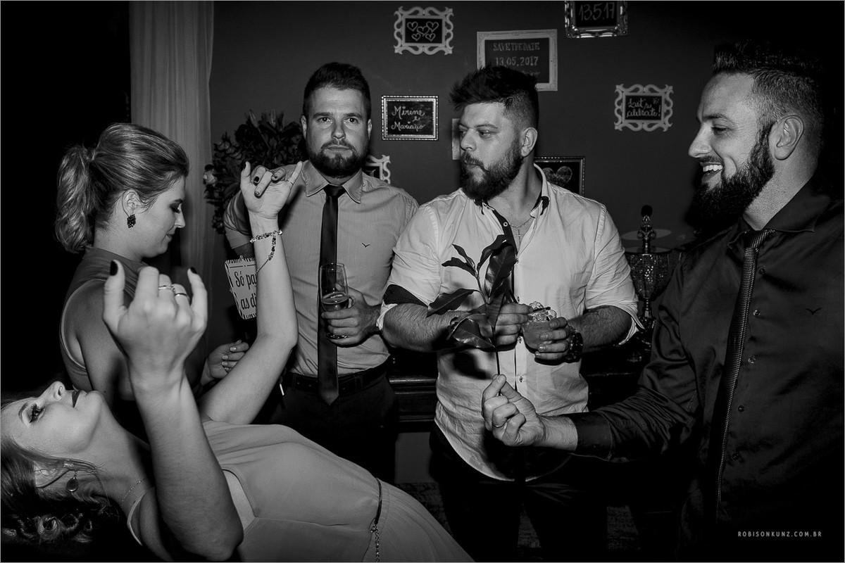 foto diferentes de casamento