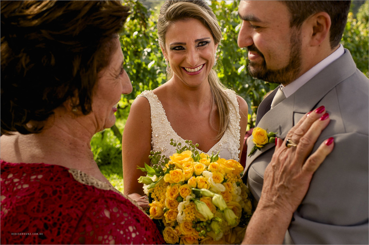 fotos casamento com emoção