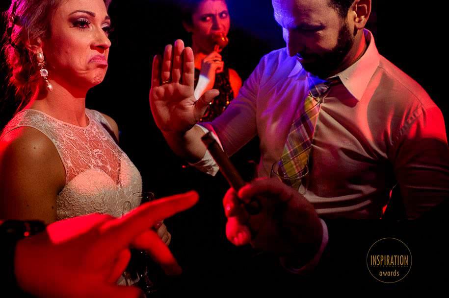 noiva dançando no casamento - foto de robison kunz premiado entre as melhores fotos de casamento do brasil - foto premiada pela inspiration photographer