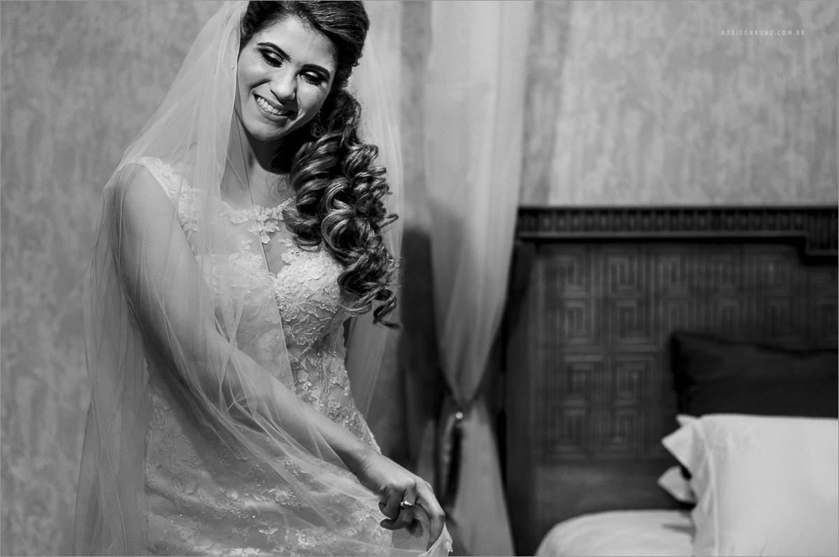 retrato da noiva pronta