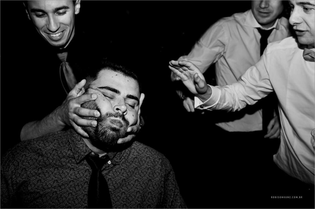 shot de tequila no casamento