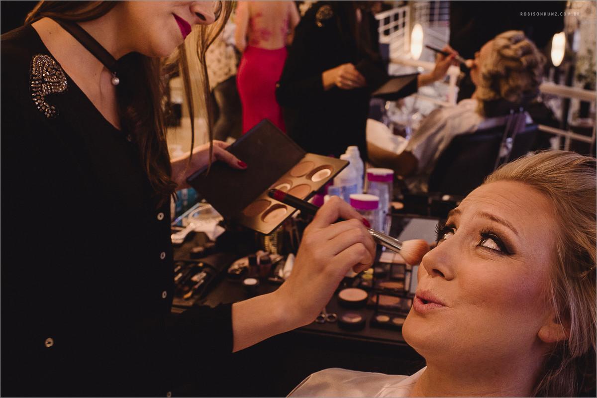 maquiagem no salao beto klein