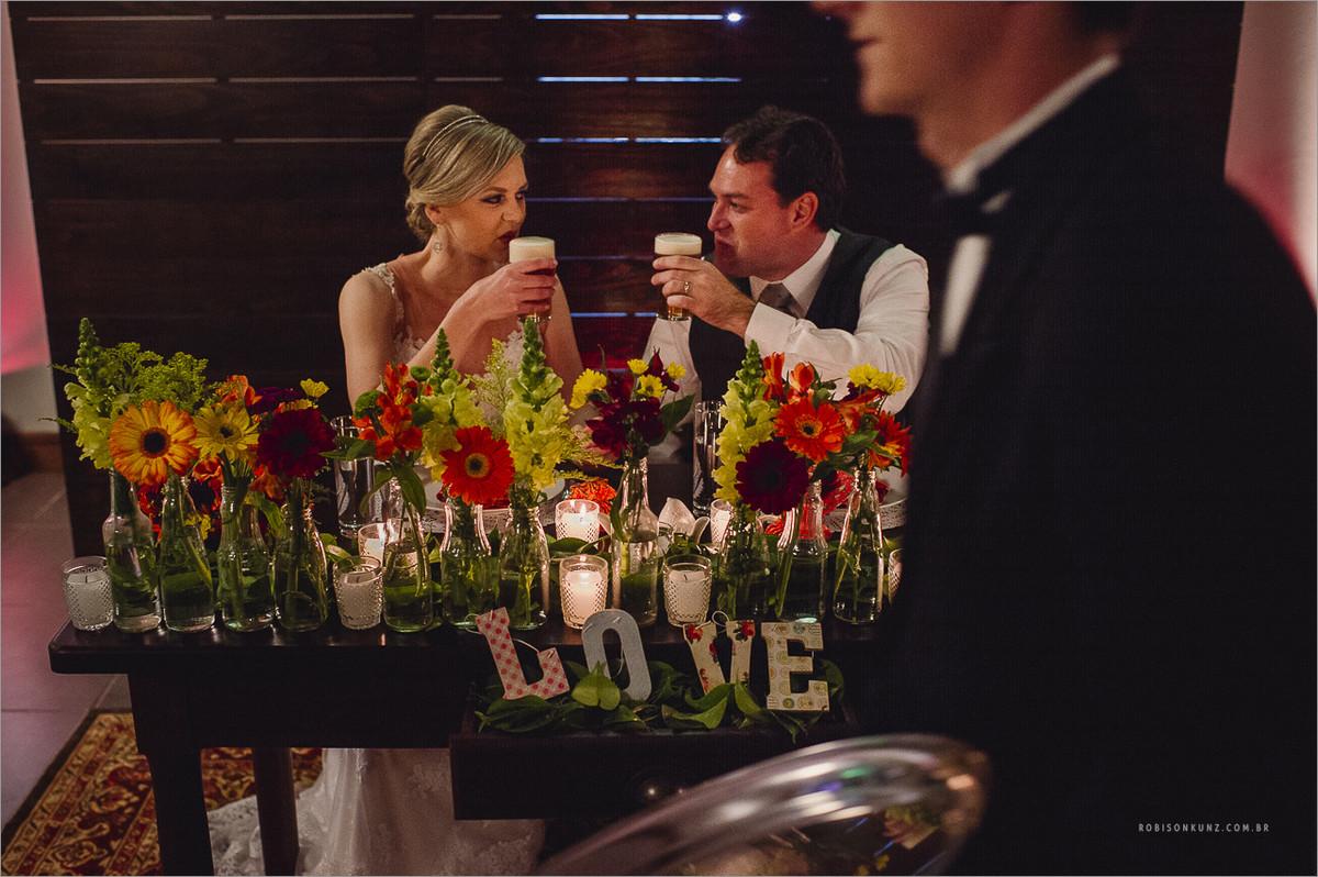 casamento com choop