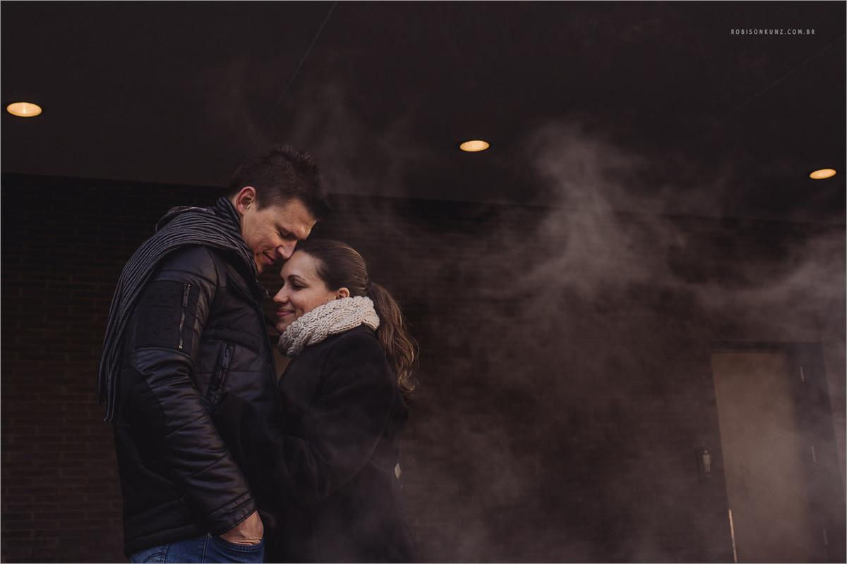 fotos de noivos no inverno de new york