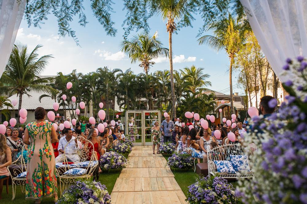 o local da cerimonia Jardins do Solar Fotos de casamento Governador Valadares Josie Nader