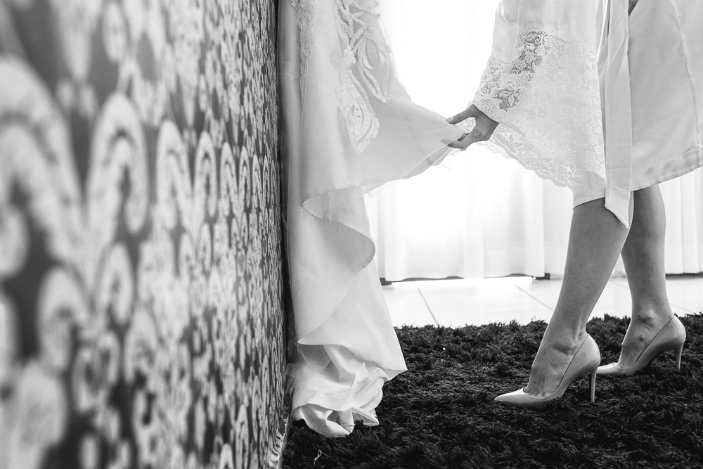 noiva e o vestido Fotos de casamento Governador Valadares Josie Nader