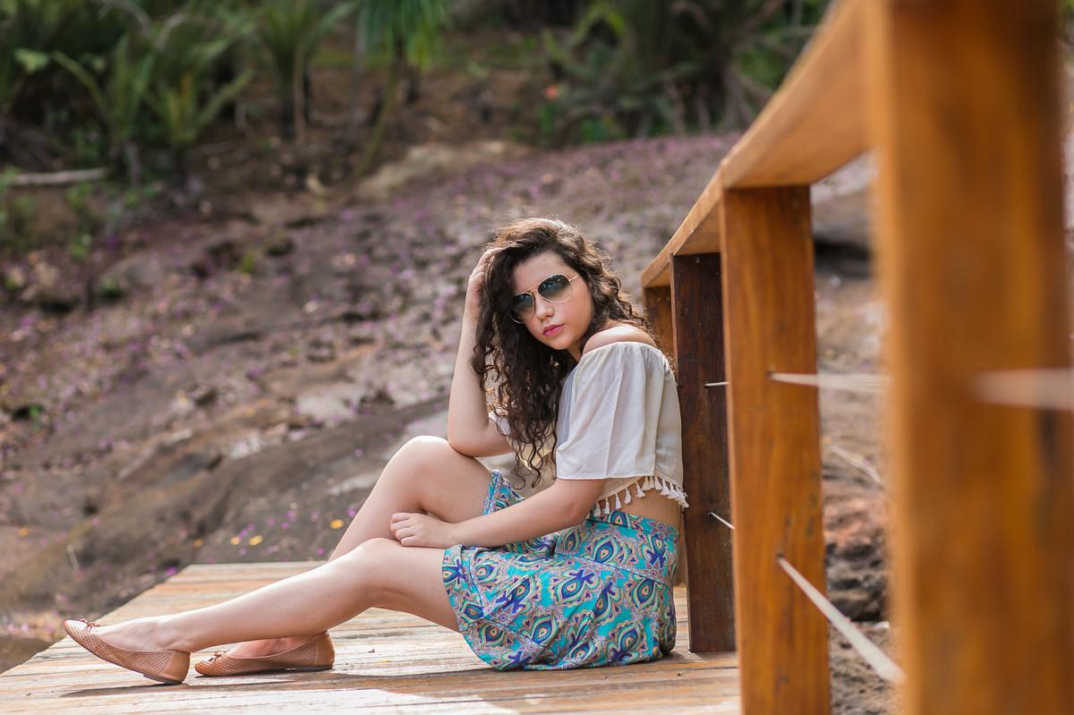 Foto de Camila - 15 anos