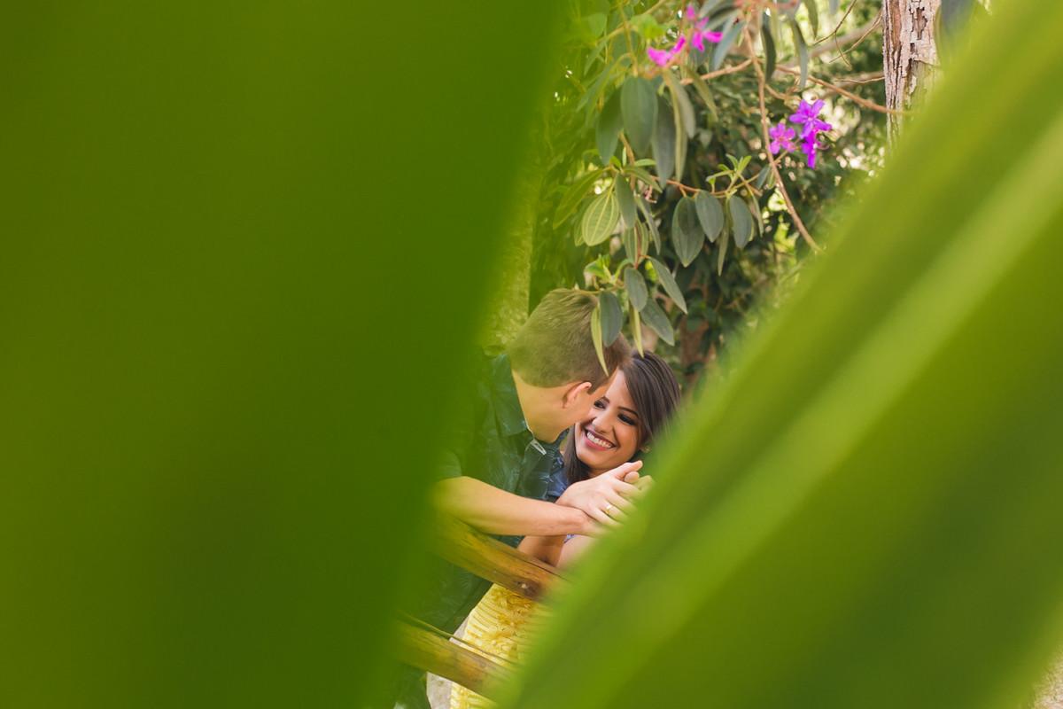 Foto de Marina e Rafael
