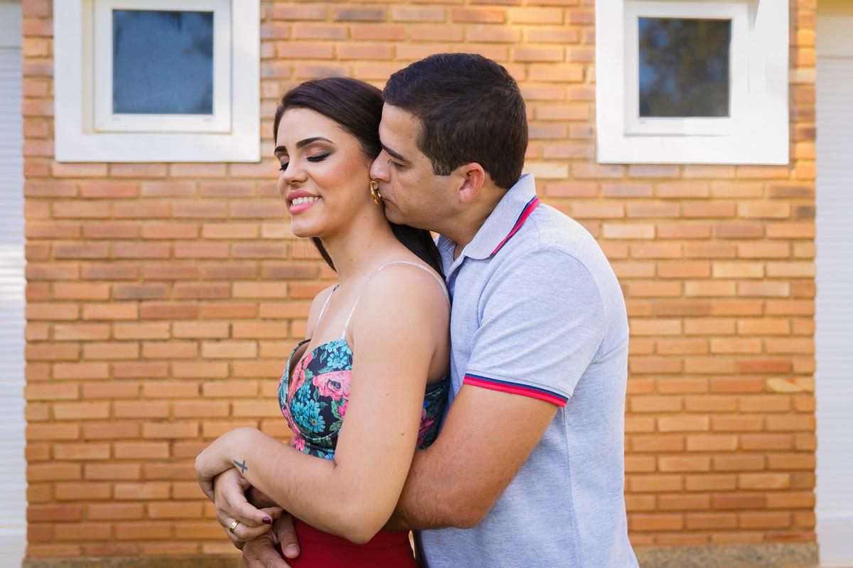 Foto de Paula e Gonça