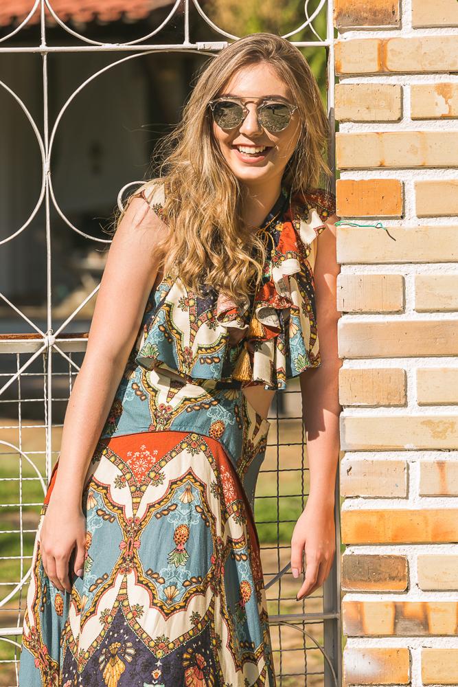 a menina no portão, fotografia book, 15 anos, Josie Nader, Governador Valadares,