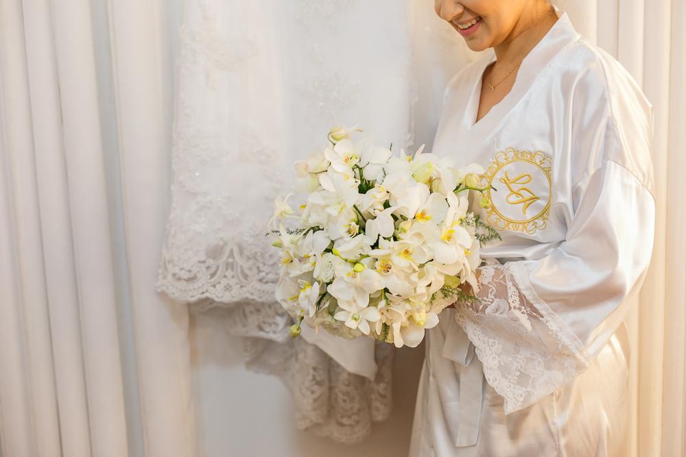 noiva e bouquet, fotografia de casamento, Governador Valadares, Josie Nader