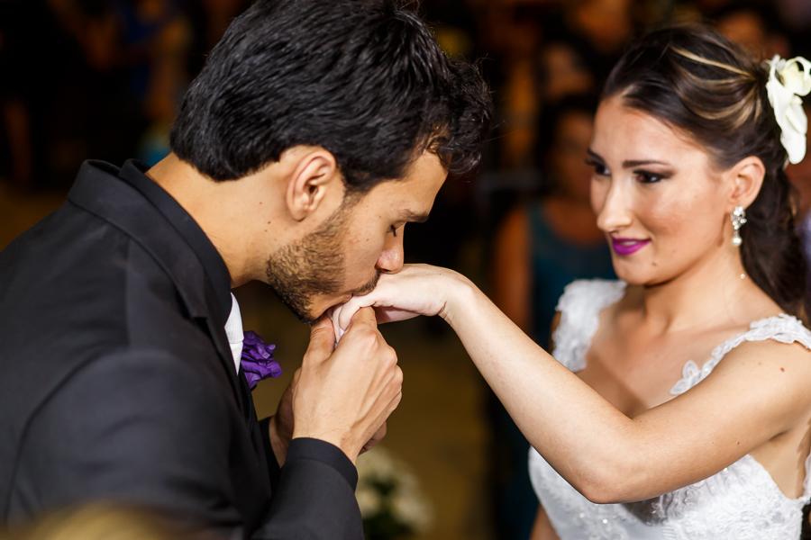 Foto de Felipe e Vanessa