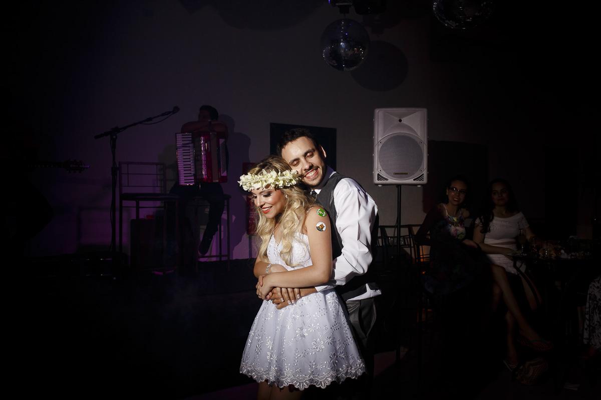 Foto de Renan e Larissa