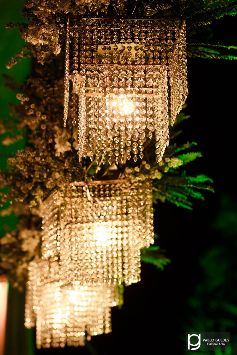 luminarias de cristal