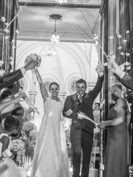 Casamentos de Juliane e Robinho | Wedding Day em Pindamonhangaba/SP