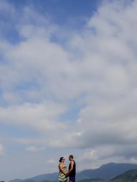 Ensaios de Love Session | Marcia e Guilherme em Ubatuba/SP
