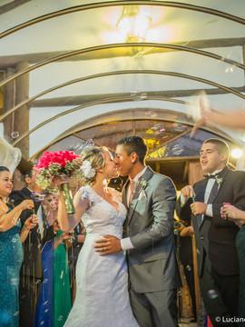 Casamentos de Fernanda & Braian | Wedding Day em Alpendre - Taubaté/SP